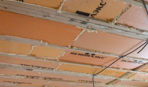 Утепление мансардной крыши пеноплексом: технология выполнения