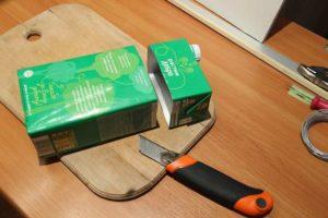 Кормушка для птиц из коробки своими руками: пошаговые инструкции