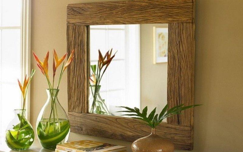 Как украсить зеркало своими руками: простые идеи создания шедевров