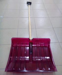Как сделать самому лопату для снега: из фанеры, широкую, деревянную