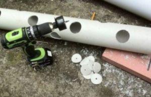 Грядка для клубники из трубы: канализационной, пластиковой, ПВХ, фото, видео