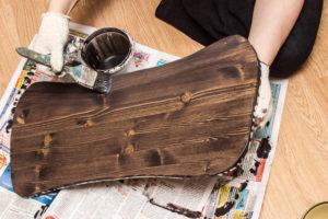 Подставка для ноутбука своими руками: охлаждающая, из дерева, вешалки и труб
