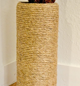 Мастер-класс напольной вазы из трубы: ПВХ, картонной, канализационной.