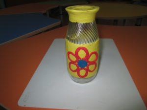 Как из банки сделать вазу: пошаговые мастер-классы