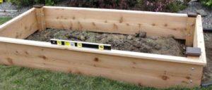 Как сделать деревянные грядки на даче своими руками: фото, какие лучше доски и как построить
