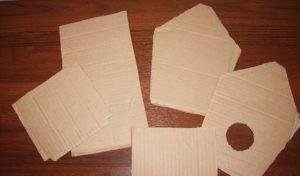 Скворечник из картона своими руками: настоящий и декоративный