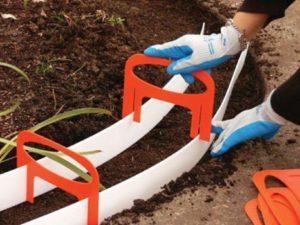 Клумбы из плитки своими руками: фото, идеи, как сделать из тротуарной и кафельной плитки