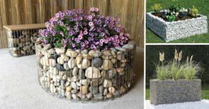 Различные варианты оформления грядок на даче: как украсить, идеи