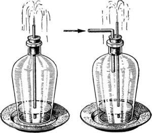 Как сделать фонтан Герона из пластиковых бутылок своими руками