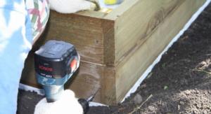 Как сделать детскую песочницу с крышкой для дачи своими руками