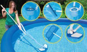 Очистка воды в бассейне зеленкой: сколько и как добавлять, дозировка