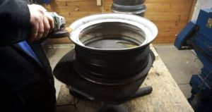 Как сделать мангал из диска колеса грузовика, КамАЗа, газели своими руками