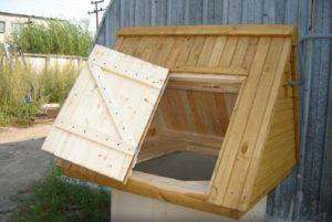 Как сделать колодезный домик своими руками: чертежи, фото, размеры