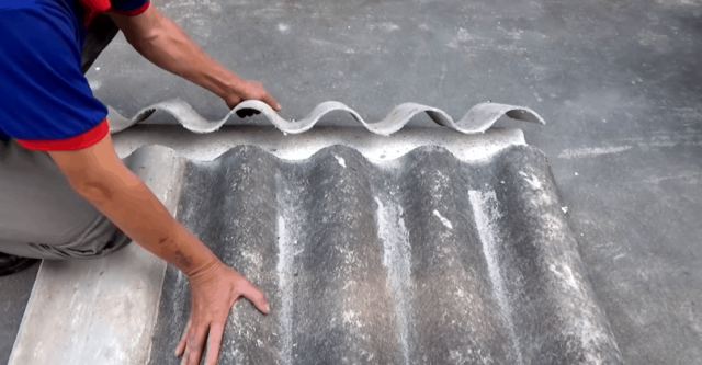 Как сделать декоративный фонтан из пенопласта и цемента своими руками