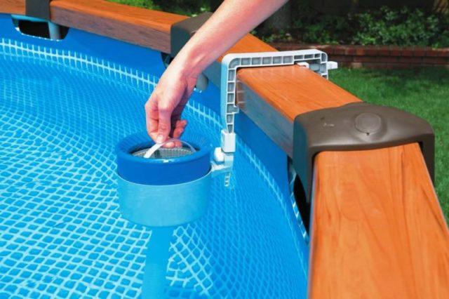 Сколько медного купороса можно добавлять в бассейн для очистки воды