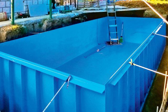 Какой каркасный бассейн лучше выбрать для дачи