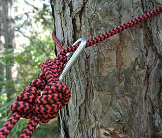 Как крепить гамак к деревьям и как повесить на даче без деревьев