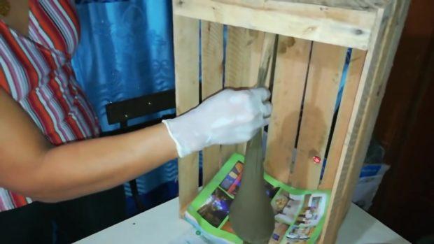 Как сделать грибы из цемента своими руками: мастер-класс, фото