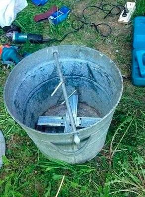 Как правильно сделать коптильню холодного и горячего копчения для рыбы