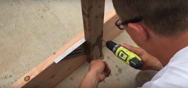 Как сделать детскую песочницу в виде корабля своими руками