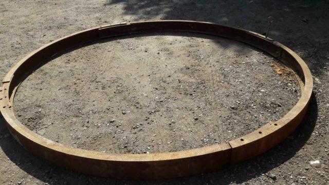 Как сделать круглый мангал из кирпича, камня, металла своими руками