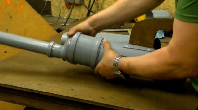 Как сделать садовый пылесос-воздуходувку своими руками