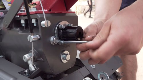 Как сделать и настроить самодельную картофелекопалку для мотоблока