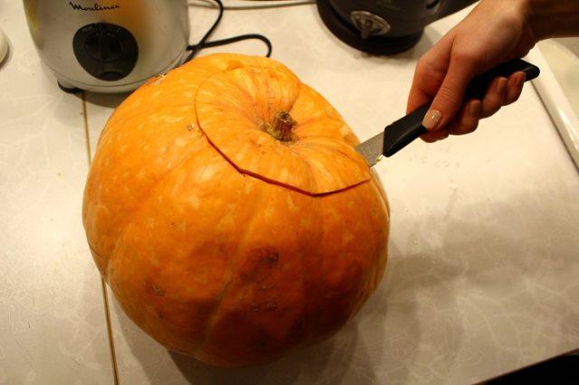 Как сделать корзинку из тыквы своими руками: пошаговая инструкция, фото
