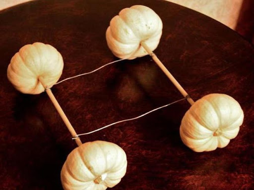 Как сделать карету из тыквы своими руками: пошагово, фото