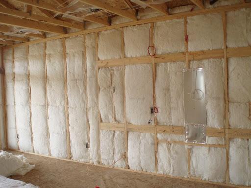 Как правильно утеплить стены гаража изнутри