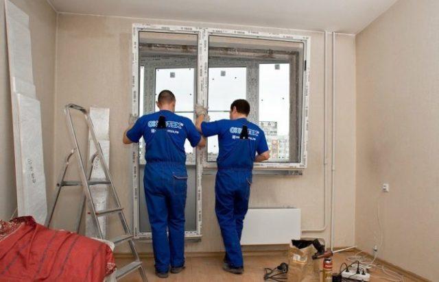 Как демонтировать дверь лоджии