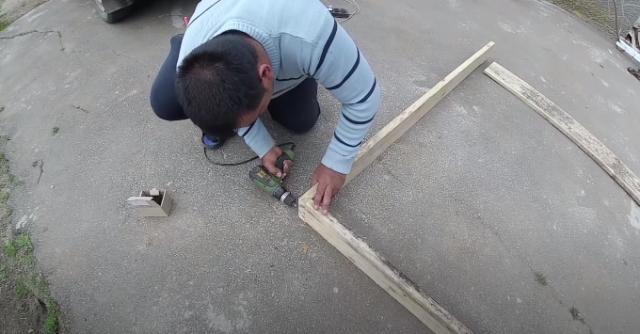 Парник для рассады своими руками: как сделать дома, фото, видео