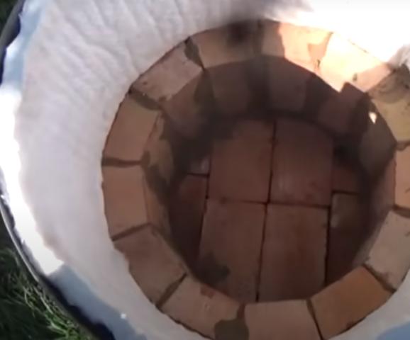Как сделать тандыр из бочки на 200 литров своими руками