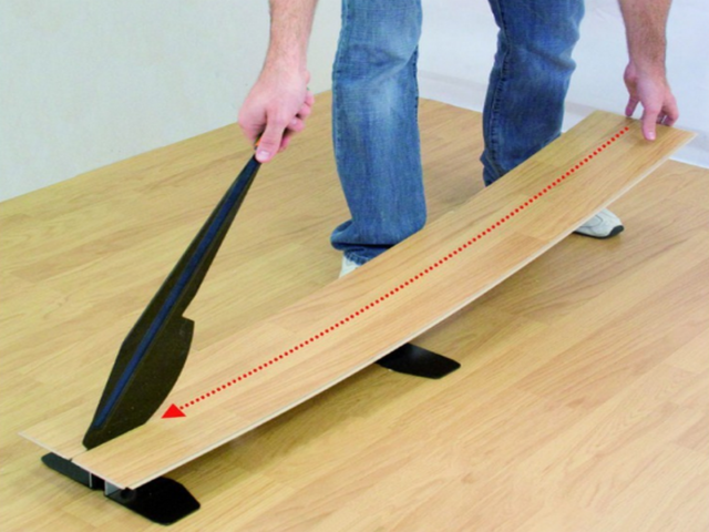 Чем и как лучше резать ламинат: не разбирая на полу, при укладке