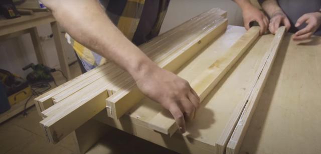 Шезлонг из дерева: чертежи, как сделать своими руками для дачи, фото