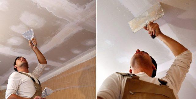 Осыпалась штукатурка со стены, потолка: чем замазать, как укрепить