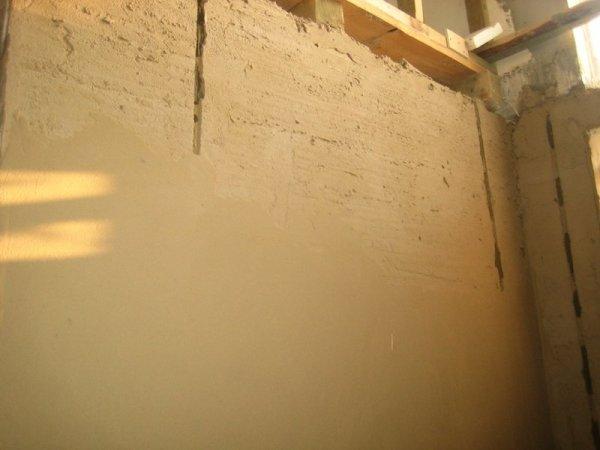 Штукатурка силикатного кирпича внутри, снаружи помещения