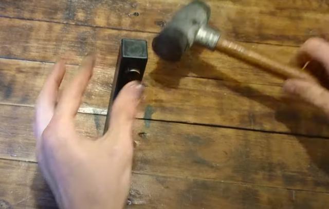 Как сделать штангу для лазерного нивелира (уровня) своими руками