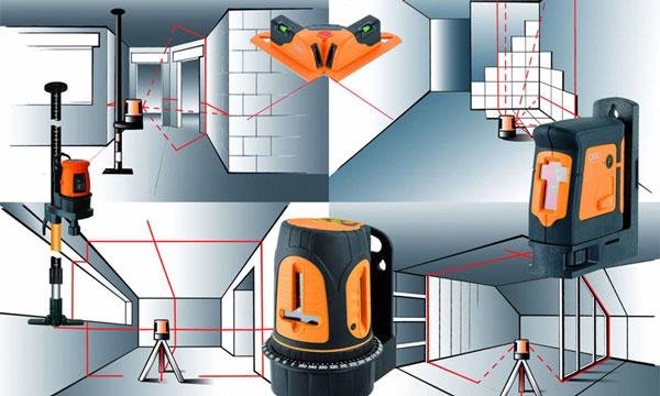 Как отрегулировать лазерный, оптический нивелир (уровень) на точность
